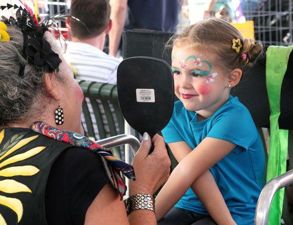 Oktoberfest in Fredericksburg. Photo by Anna Daugherty.