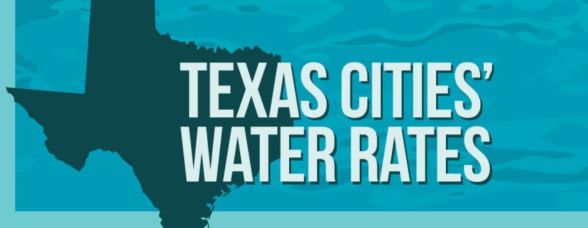 Water rates rise in Central Texas | Community Impact