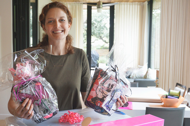 Texas Ex brings Pop-Up Birthdays to kids in need | Alcalde Magazine